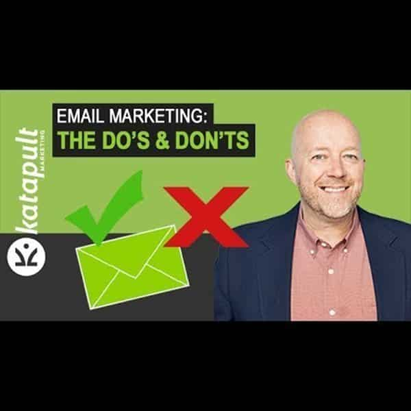 Do's and Don'ts of Email Marketing Thumbnail
