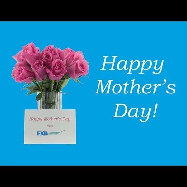 FXB USA Mother's Day Video Thumbnail