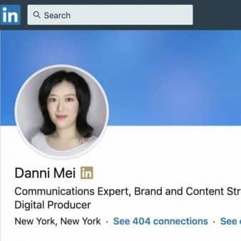 My LinkedIn 404 Thumbnail