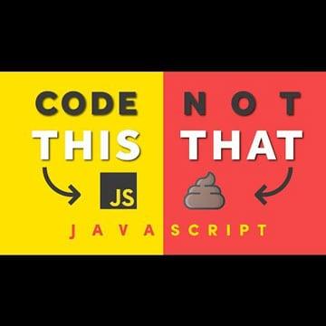 Useful Javascript Pro Tips